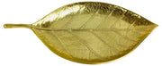 Golden Deco Leaf 44cm
