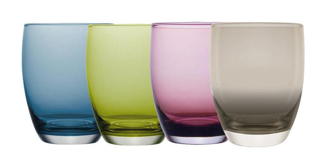 Allegro Multicolour Gift Box Tumblers