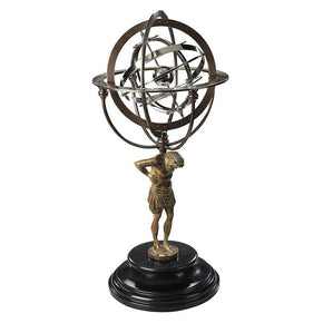 18th Century Atlas Armillary - Allissias Attic  &  Vintage French Style