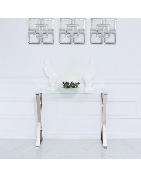 Angel Wing Decor - White - Right