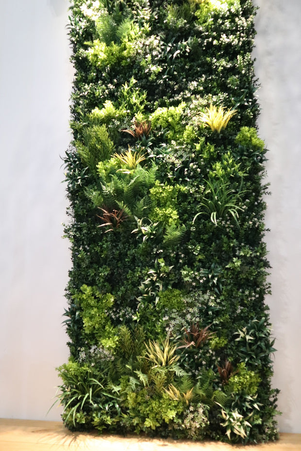 Faux Living Wall (Artificial Green Walls)