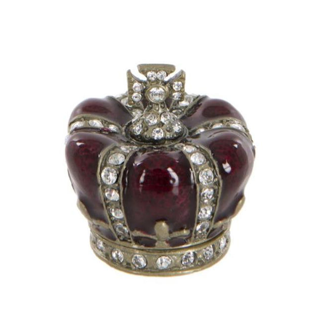 Regal Crown Trinket Box