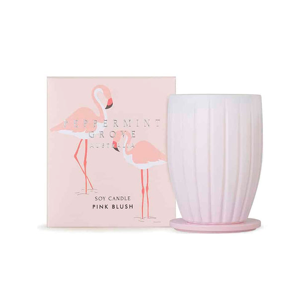 Peppermint Grove - LIMITED EDITION Diffuser or Candle - Pink Blush