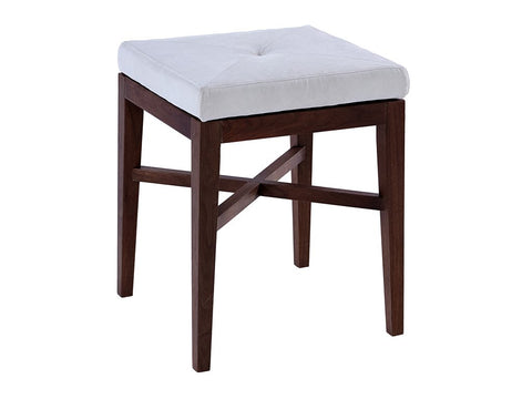 Lux Upholstered Stool