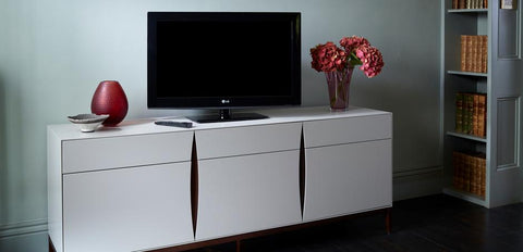 Lux 2 Door 4 Drawer Sideboard