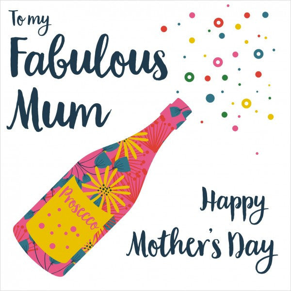Designer Pom Pom Gift Card - Mothers Day