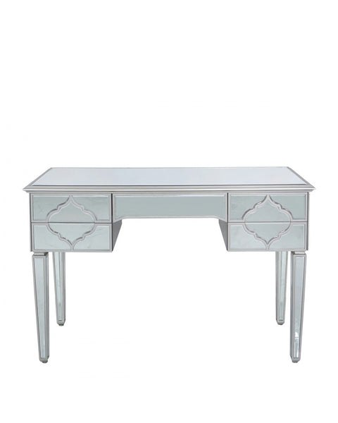 Morocco 5 Drawer Mirror Dressing Table