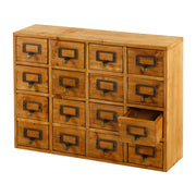 Storage Drawers (16 drawers) 35 x 15 x 46.5cm