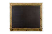 Blackboard with 3 Hooks 79 x 70cm