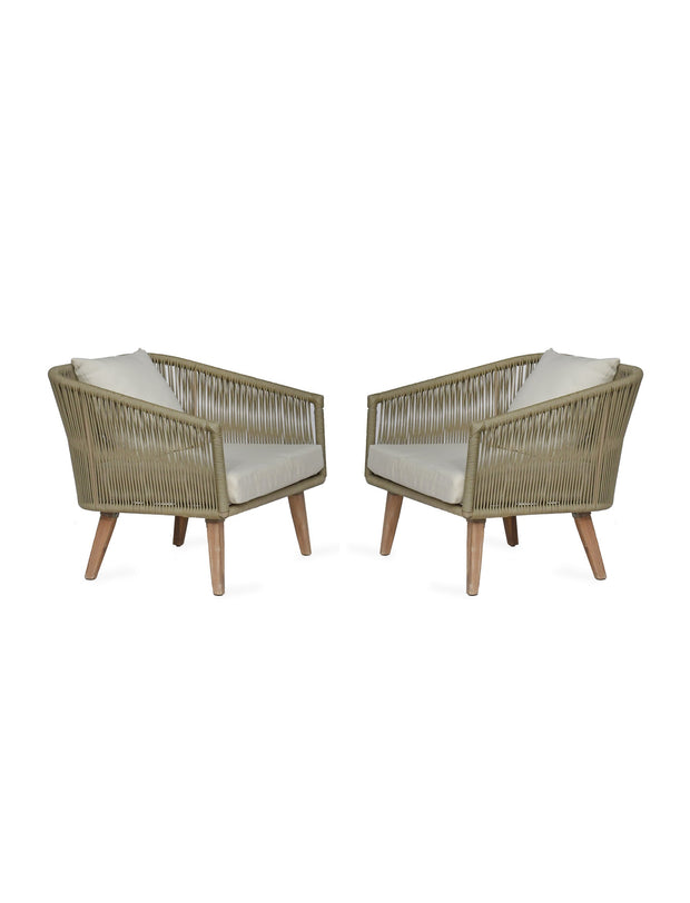 Colwell Armchairs - Set of 2