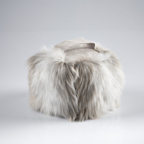 Katrina Hampton Faux Fur Door Stop