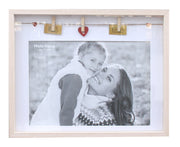 Box A4 Photo Frame - Hugs And Kisses