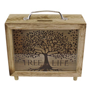 Tree Of Life Money Box