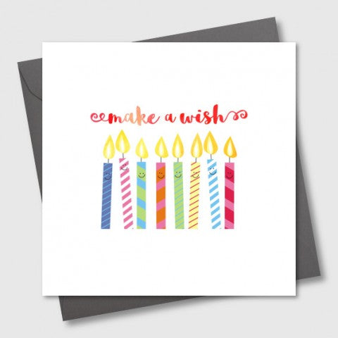 Designer Greeting Card by Claire Giles