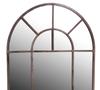 Iron Arch Framed Mirror - Small - Allissias Attic  &  Vintage French Style - 1