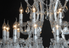 18 Light Chandelier - Allissias Attic  &  Vintage French Style - 2
