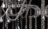 Glamorous Beaded Chandelier - 18 Lights - Allissias Attic  &  Vintage French Style - 5