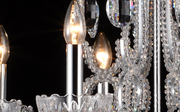 Beaded Chandelier - 8 Lights - Allissias Attic  &  Vintage French Style - 4