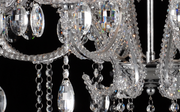 Beaded Chandelier - 8 Lights - Allissias Attic  &  Vintage French Style - 3