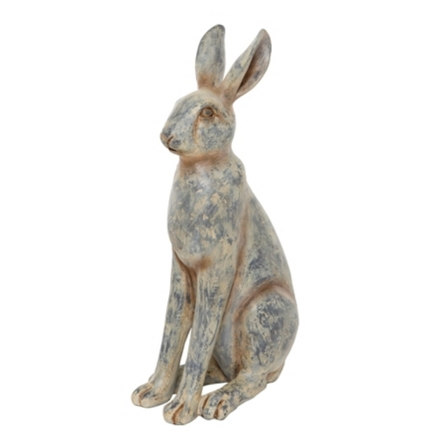 Cutest Standing Hare - Allissias Attic  &  Vintage French Style