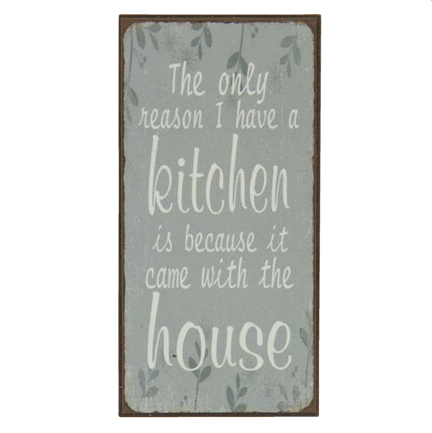 The Only Reason I Have a Kitchen Magnet - Allissias Attic  &  Vintage French Style
