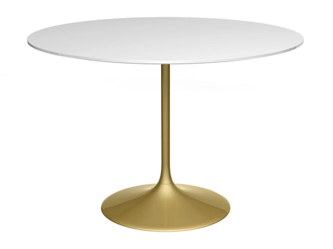Elegant Round Dining Table in Various Finishes - Large