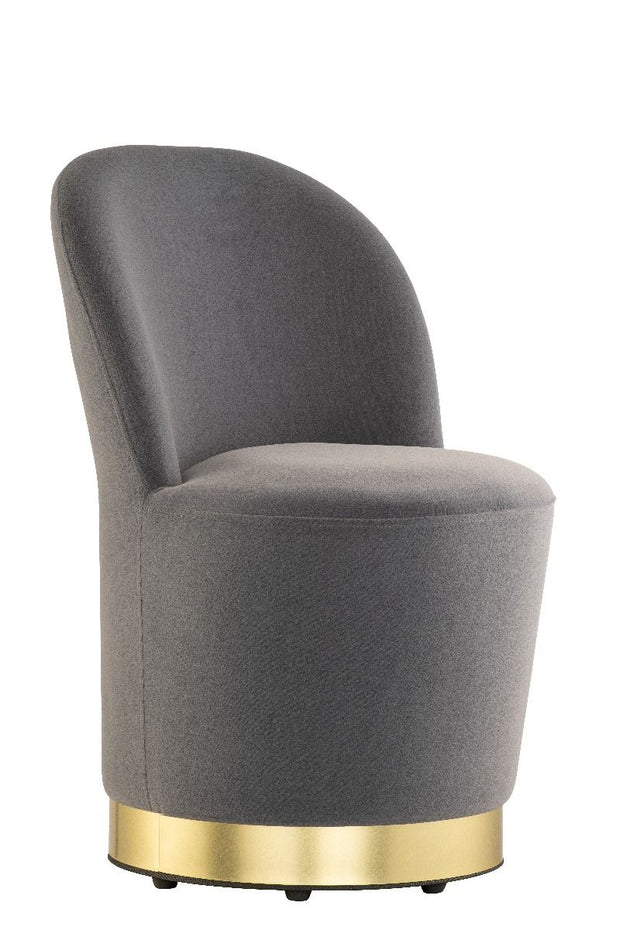 Audrey Cocktail Chair - Navy