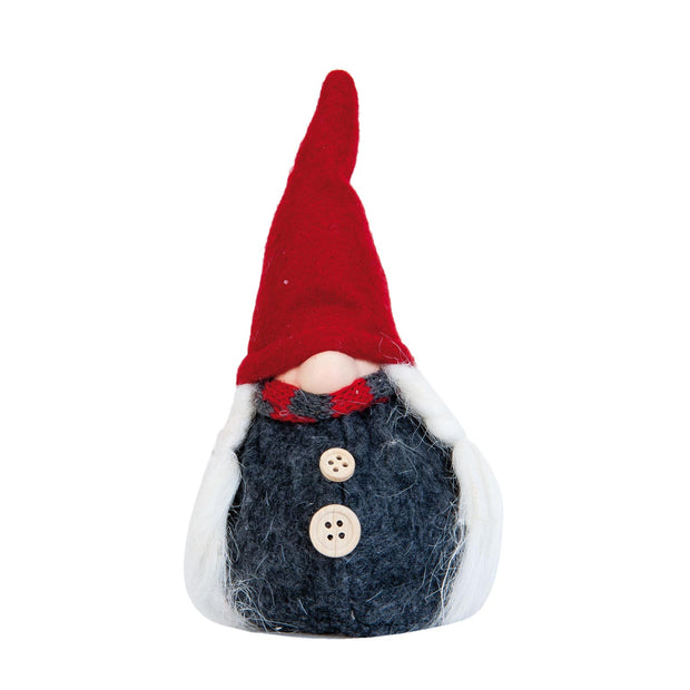 Felt & Glass Belly Gnomes - Small & Large