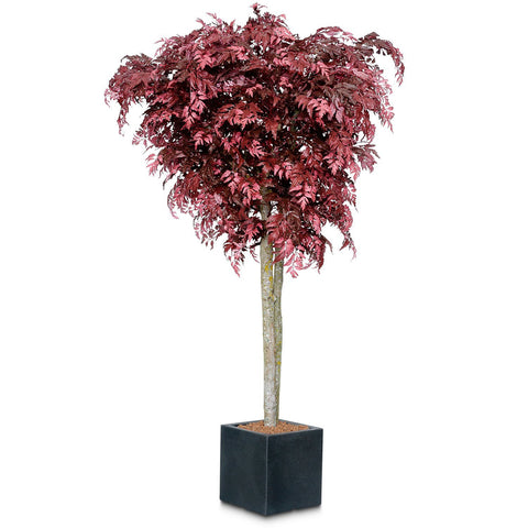 Red Maple Trees - Artificial