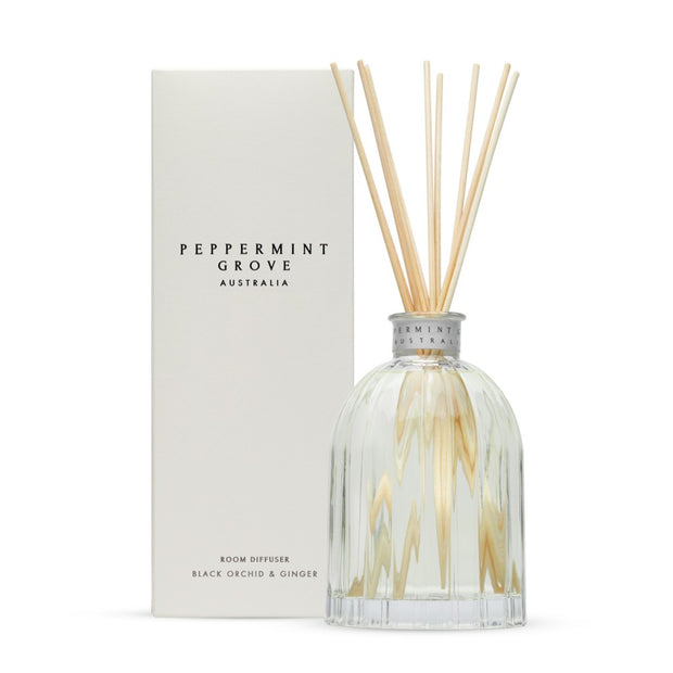 Peppermint Grove - Diffuser - Black Orchid & Ginger