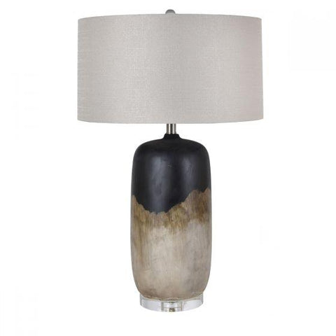 Latina Table Lamp - White