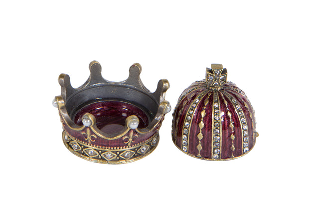 Crown Trinket Box