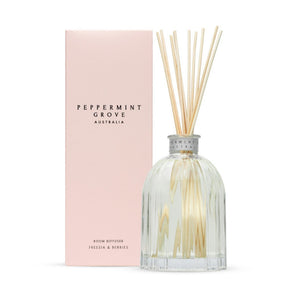 Peppermint Grove - Diffuser - Freesia & Berries - Allissias Attic  &  Vintage French Style - 1