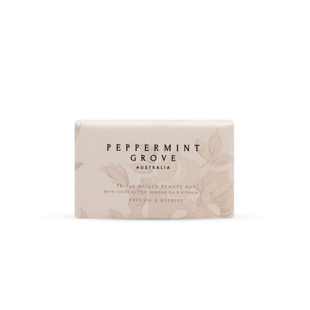 Peppermint Grove - Beauty Bar - Freesia & Berries