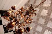 Amber Drop Chandelier - Allissias Attic  &  Vintage French Style - 2