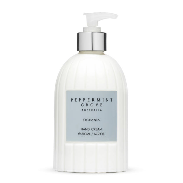Peppermint Grove - Hand cream Pump - Oceania