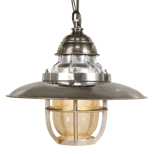 Steamer Deck Pendant Light by Authentic Models