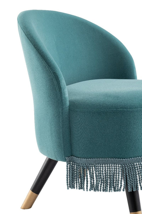 Margo Cocktail Chair - Teal