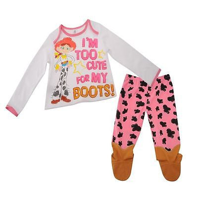 Disney Baby Girl Toy Story Jessie Cowgirl Outfit - Novelty-Characters - 1