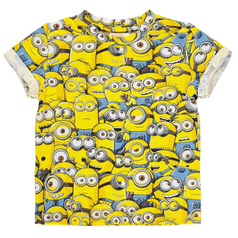 Boys Minions T Shirt - Novelty-Characters - 1