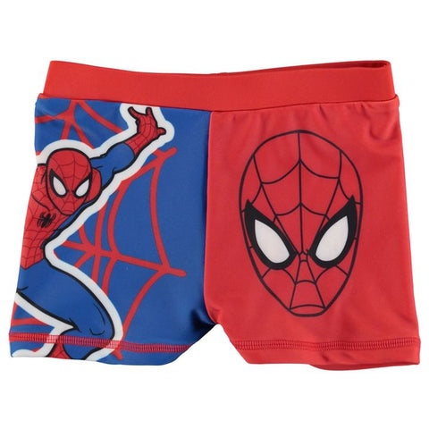 Boys Spiderman Swimming Trunks - Novelty-Characters - 1
