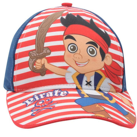 Boys Disney Jake And The Neverland Pirates Cap - Novelty-Characters - 1