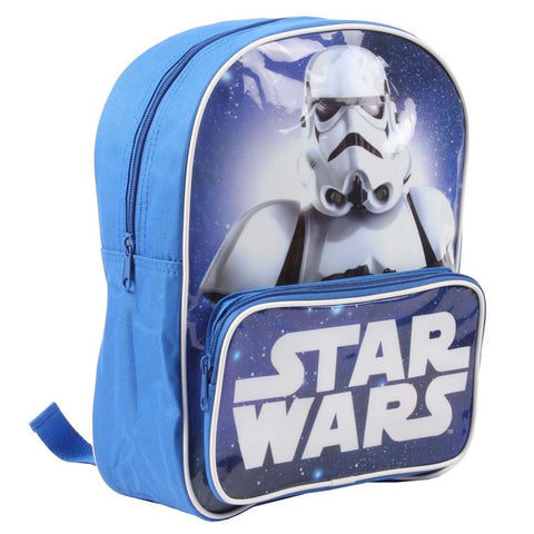 Star Wars Storm Trooper Backpack - Novelty-Characters - 1