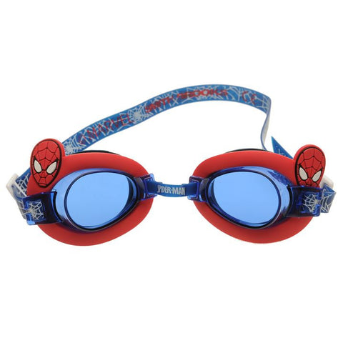 Marvel Spiderman 3D Swimming Goggles - Novelty-Characters - 1