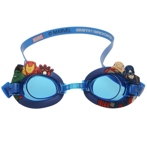 Marvel Avengers 3D Swimming Goggles - Novelty-Characters - 1