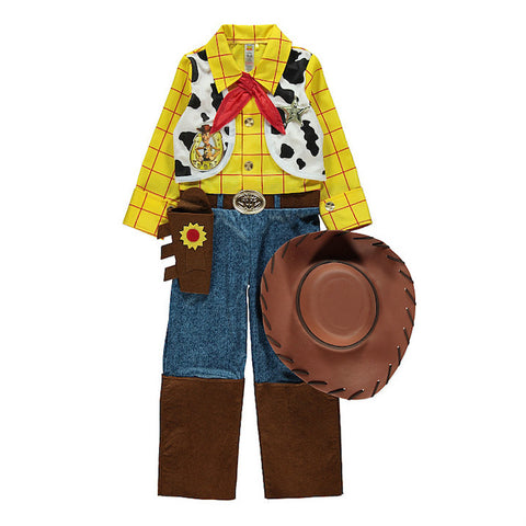 Boys Toy Story Woody Costume - Novelty-Characters - 1