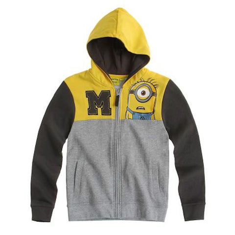 Boys Minion Hoodie - Novelty-Characters