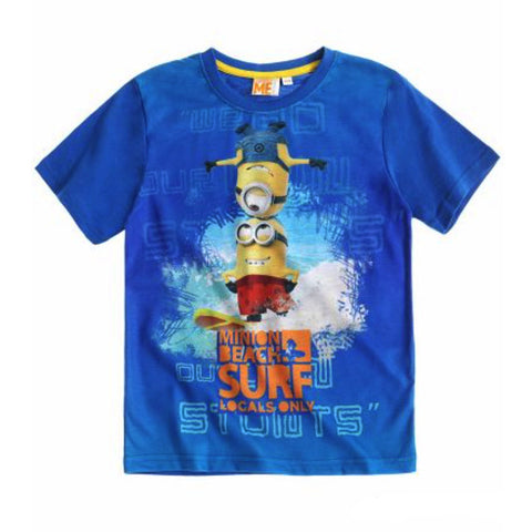 Boys Minions T Shirt - Novelty-Characters