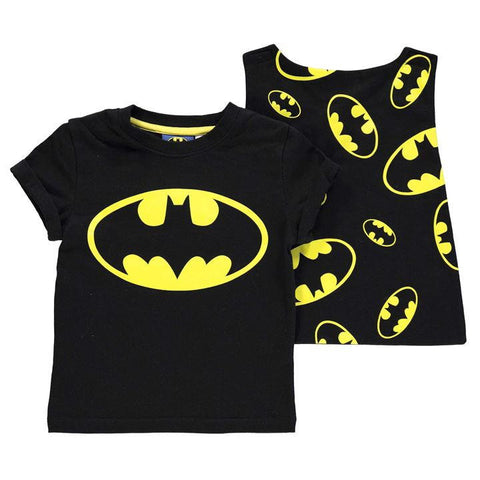 Boys Batman T Shirt & Cape
