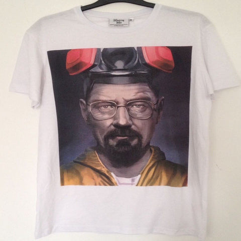 Primark Mens Official Breaking Bad T Shirt - Novelty-Characters